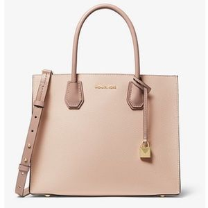 Michael Kors Colorblock Large Mercer Bag